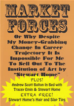 Market Forces by Stewart Home cover