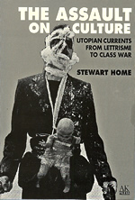 Assault on Culture by Stewart Home cover