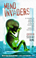 Mind Invaders edited by Stewart Home cover