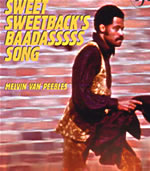 Sweet Sweetback's Baadasssss Song  DVD cover