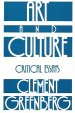Cover of Art & Culture by Clement Greenberg