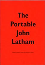 Cover of The Portable John Latham